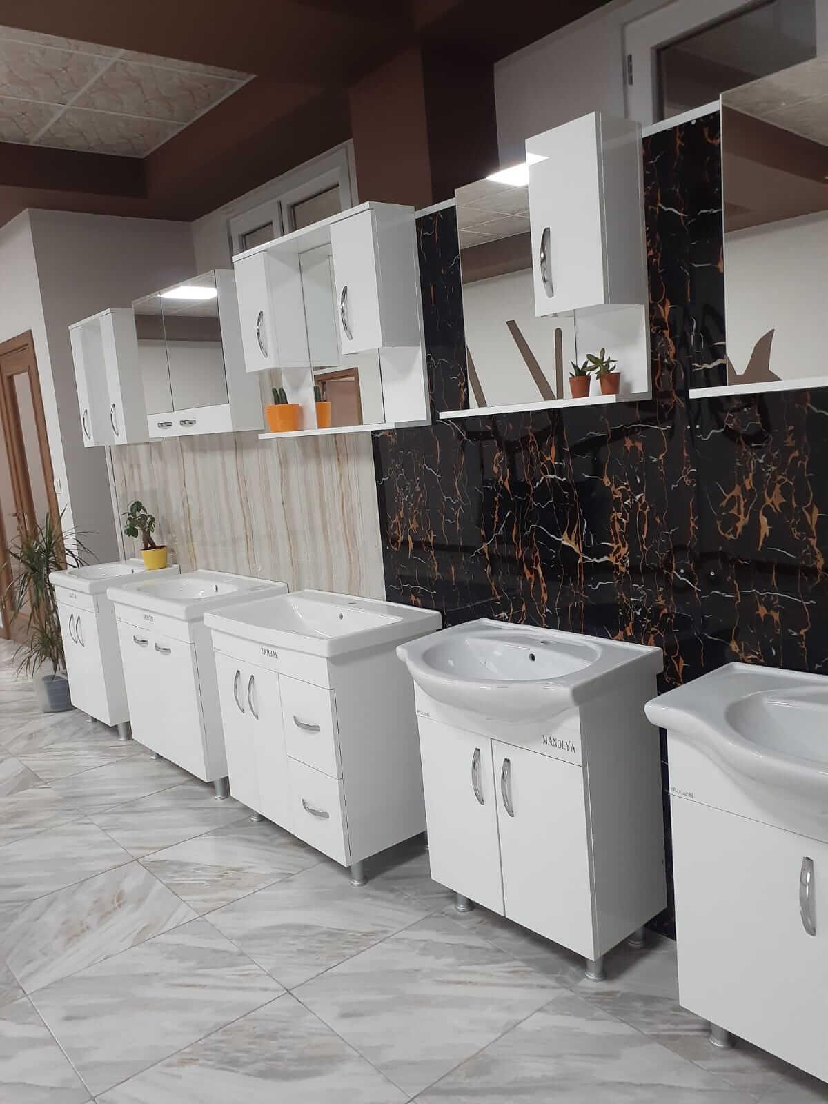 Orkabin Banyo Dolapları